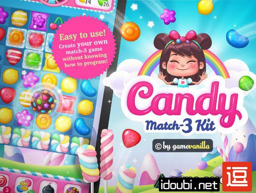 Candy Match 3 Kitv1.1.0